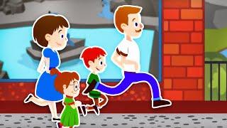 Dziecięce Przeboje - Biegniemy Do ZOO (Kontynuacja Idziemy do Zoo)