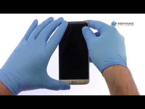 LG G5 LCD and Touch Screen Repair Guide - RepairsUniverse