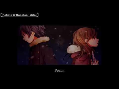 Hanatan & Pokota - Aitai [Indonesia Lyrics]