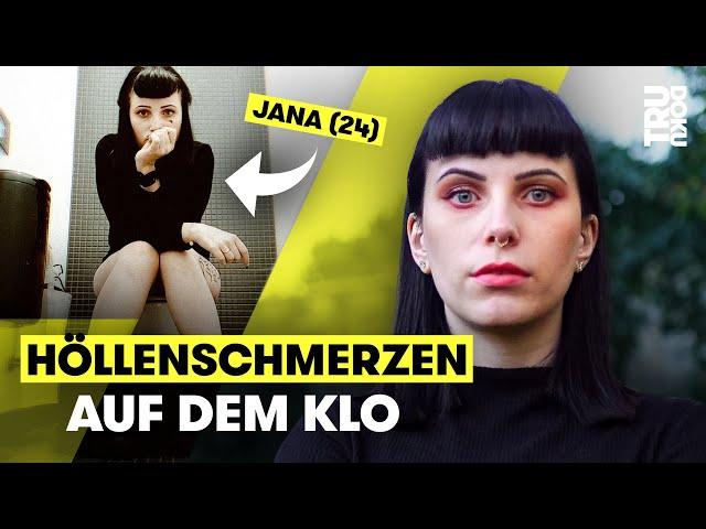 So lebt Jana ohne Dickdarm I TRU DOKU