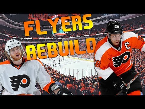 Philadelphia Flyers Express Rebuild - NHL 18 Franchise Mode