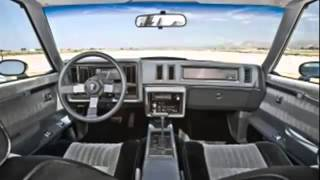 2015 Buick Grand National Gnx