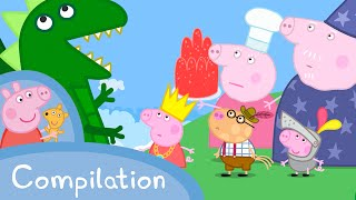 Peppa Pig - Princesses and Fairytales compilation