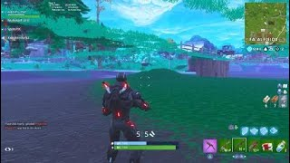 FORTNITE FATAL FIELDS UNDER MAP GLITCH *EASY(ish)*