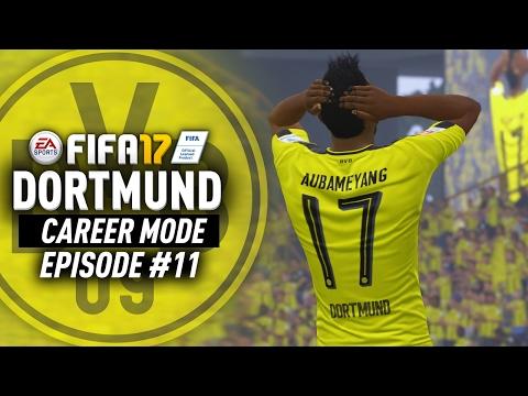 WORST MISS OF THE SEASON!!! FIFA 17 Dortmund Career Mode #11