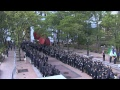 Mayor de Blasio Participates in Ceremonial Walk Out for Police Commissioner Bratton