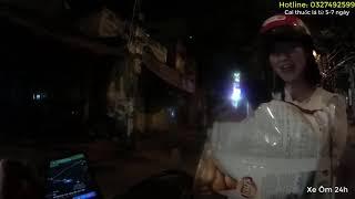 Vị Khách Nữ Say Xỉn Và Anh Xe Ôm  Go Việt Máu Dê || Xe Ôm 24h