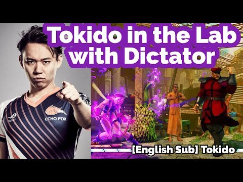 [Tokido] Tokido In The Lab With Dictator