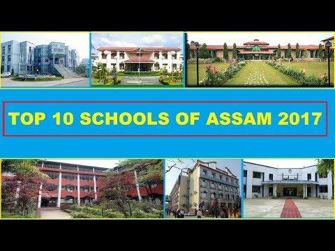 TOP 10 Schools In ASSAM - Best Schools In Guwahati