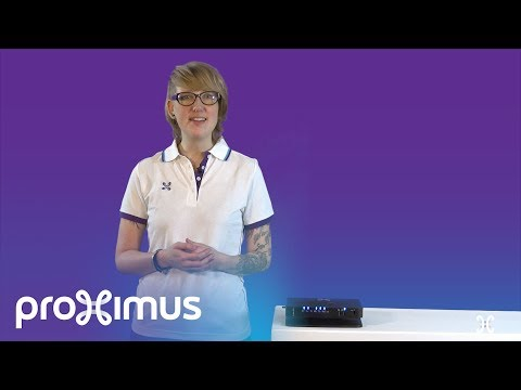 Restore default settings of your Wi-Fi network   Proximus