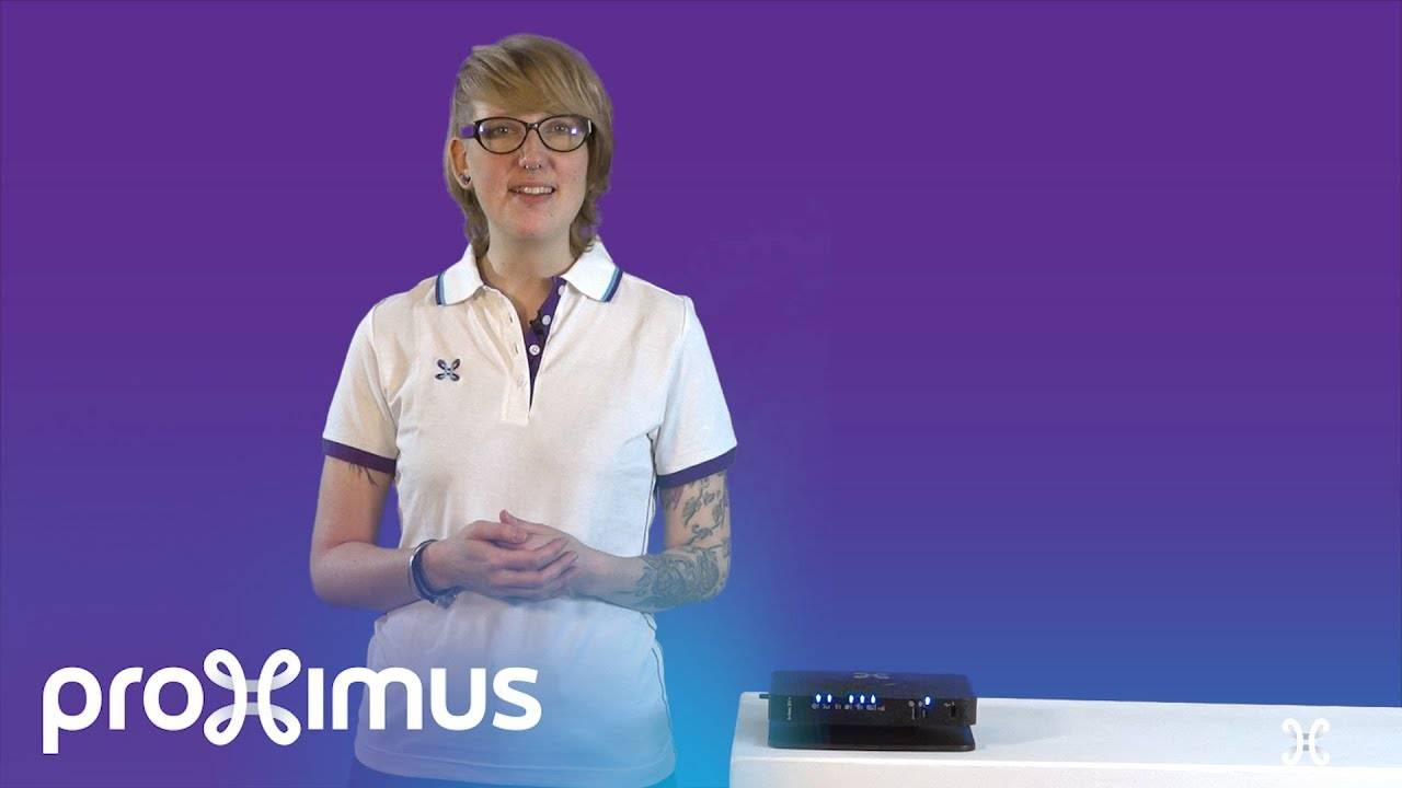 Restore default settings of your Wi-Fi network | Proximus