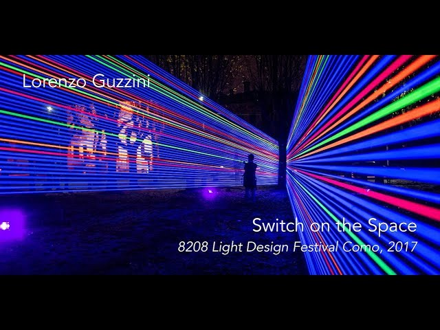 Luce e Colore tra Arte e Design | Lorenzo Guzzini -  Switch on the Space