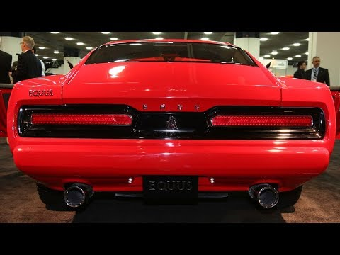 THE TRUE LEGACY OF MUSCLE CAR EQUUS BASS 770