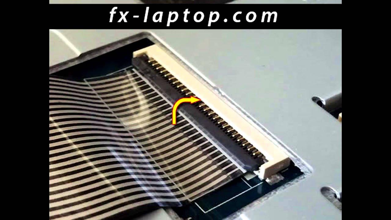 Disassembly Asus K53u Replacement Clean Take Apart Keyboard