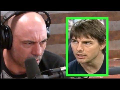 Joe Rogan  Tom Cruise is Crazy!