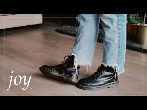 how to style dr martens: doc martens 3 ways