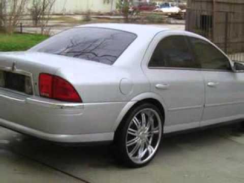 Lincoln LS Good Year Motors Houston TX 77008  YouTube