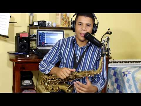 Como tocar merengue en el saxofón (parte 4) – How to play merengue on the saxophone