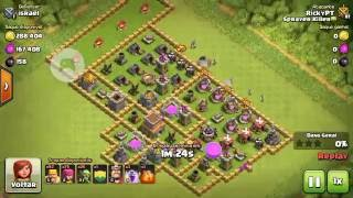Farmando no Clash #2 - Clash Of Clans