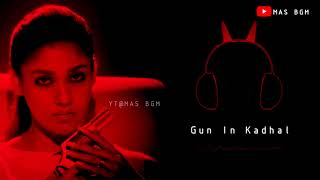 Gun in kadhal | Kolamaavu kokila | Tamil whatsapp status | Mas BGM