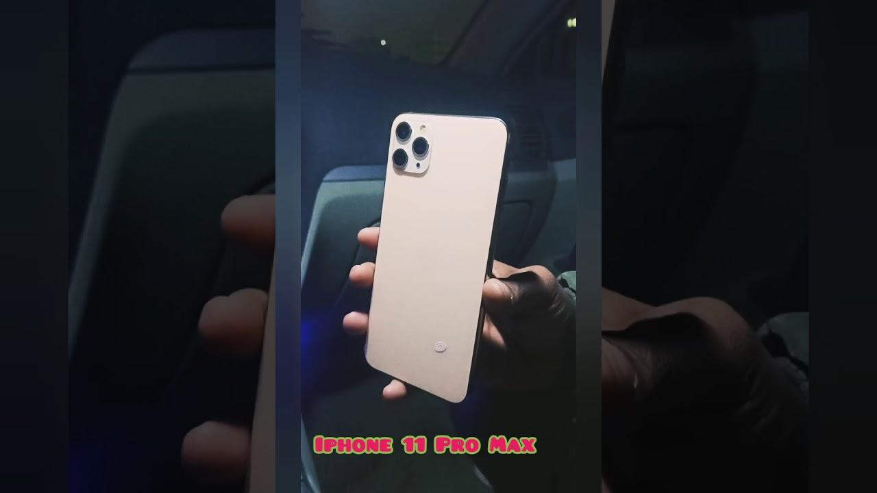 Photo of ايفون ١١ برو ماكس اللون الذهبي فريست هاي كوبي 🔥🔥 #الاسطورة_جروب #on_car – ايفون