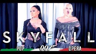 SKYFALL - OPERA POP Cover | Lucia Sinatra