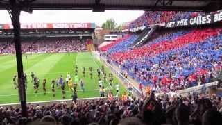 Crystal Palace vs. Tottenham Hotspur 2013 | PalaceFanTV
