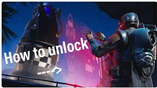 HOW TO UNLOCK THE WEEK 8 LOADING SCREEN | Fortnite: Battle Royale