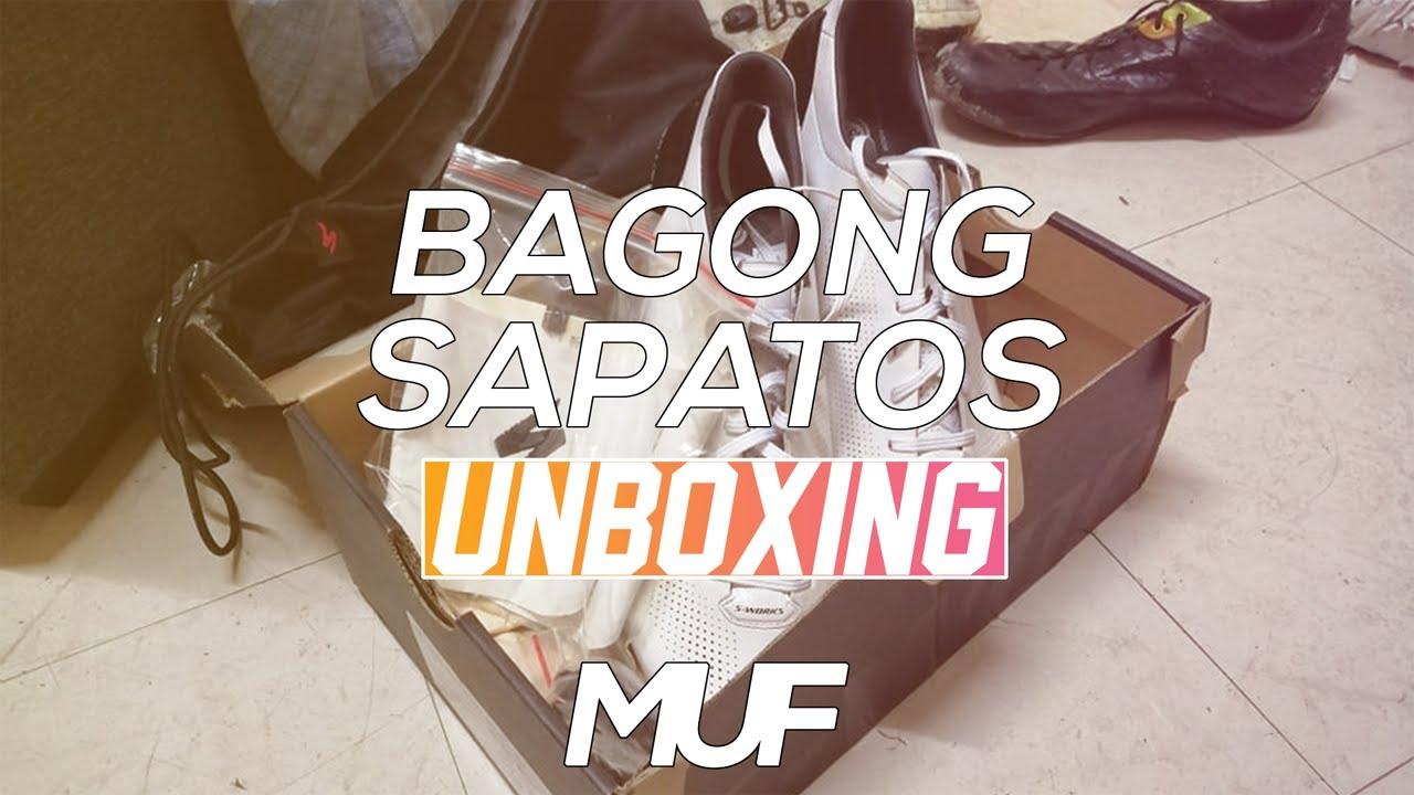 Specialized Sub 6 Cleats Shoe Unboxing   Manila Urban Fixed