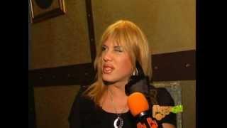 Белла Огурцова - Интервью!!! - Полное - БЕЗ КУПЮР!!!(Луцк, 2010, интервью передаче