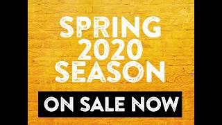 Spring 2020 at Wilton's
