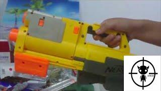 [REVIEW] รีวิวปืนเนิร์ฟ Nerf - N-Strike Deploy CS-6
