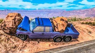 EXTREME CRASHES #39 - BeamNG Drive