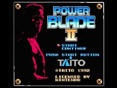 Power Blade II (NES) Music - Stage 04