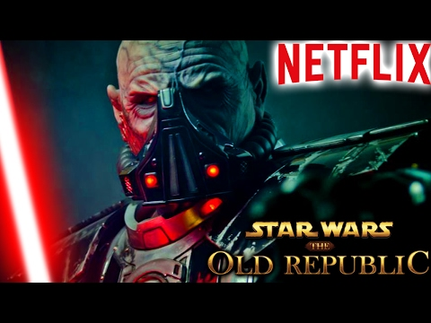 Star Wars: The Old Republic NETFLIX TV Series DISNEY PETITION OVER 150K!!