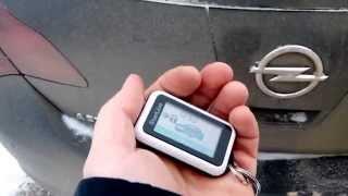 StarLine E90 Astra J 2010 Cosmo - багажник(Искусственный случай ложной сработки. Повторение этих же самых действий не повторяет сработку. Быстрое..., 2015-03-20T12:33:44.000Z)