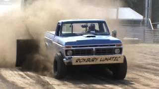 Bullskin Truck Pulls - Street Gas - 7/16/17