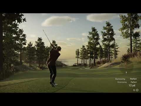 The Golf Club 2 - Luke Donald plays The Dellaway Hills