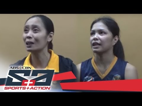 Coach Mia and Shola on their winning streak   Sports and Action Exclusives