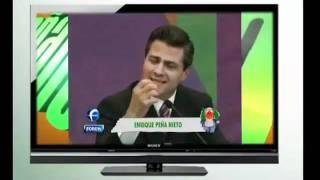Brozo se burla de Peña Nieto por su intervención en la FIL y los 3 libros que no lo marcaron