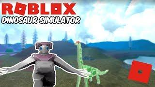 Roblox Dinosaur SImulator - Dreamwalker Therizino! + Outnumbered War!