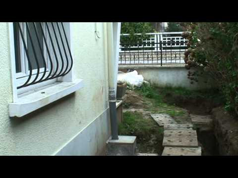 S paration des eaux pluviales et eaux us es youtube - Raccordement eau maison neuve ...