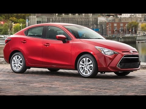 2016 Toyota Yaris Sedan Short Review Youtube