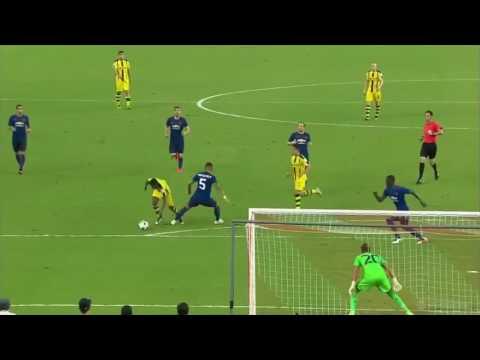 Ousmane Dembélé Humiliates Marcos Rojo HD