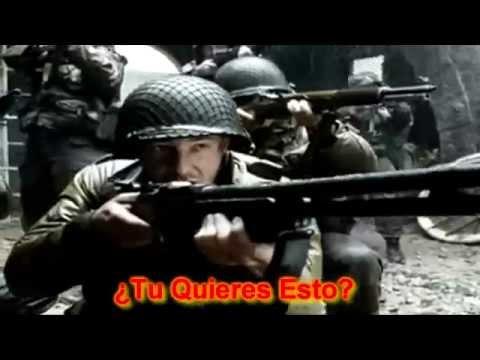 The War - Angels And Airwaves │ Subtitulado Al Español (Video Correcto)