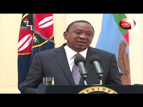 Uhuru launches Ksh50bn programmes to boost service delivery in counties