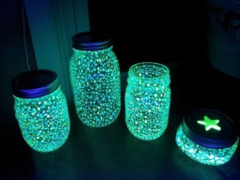 How To Make A Long Lasting Fairy Jar Diy Youtube