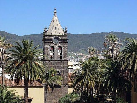 Канарские острова г. Санта-Круз-Де-Тенерифе - старый город. Canary Islands Santa Cruz De Tenerife