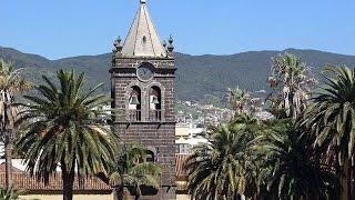 видео Канарские острова г Санта-Крус-де-Тенерифе 2015