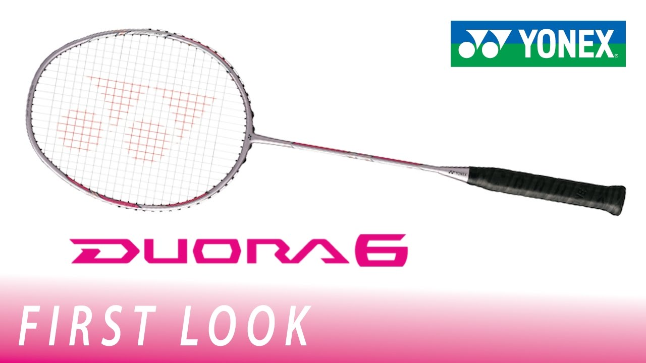 Yonex Duora 6 Badminton Racket